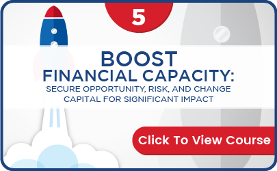 boost financial capacity